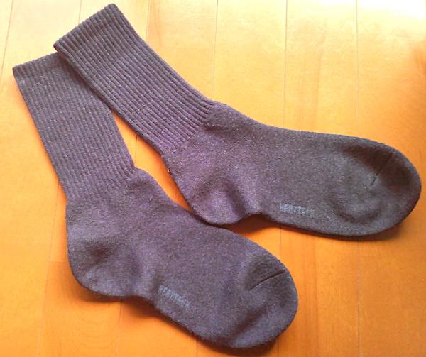 【ユニクロ】ヒートテック靴下の感想